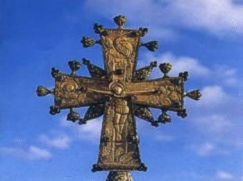 Чудотворный крест монастыря Превели, Ретимно, Крит