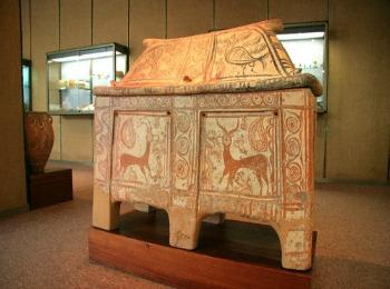 Археологический музей Ретимно, Крит, Греция