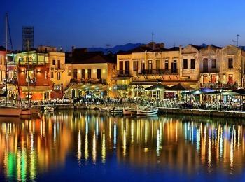 Набережная Ретимно, Крит