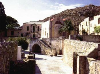Монастырь Превели, Ретимно, Крит