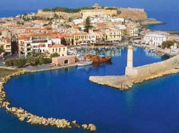 Ретимно, Крит, Греция