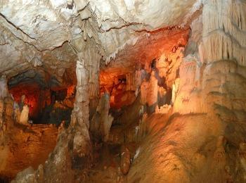 Пещера Сфедони, район Ретимно, Крит