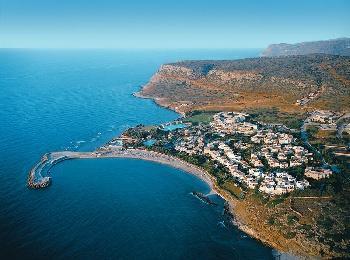 Курорт Сталида на Крите, Греция