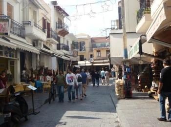 Улочки Ретимно, Крит, Греция
