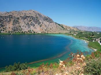 Οзеро Курнас, Ретимно, Крит