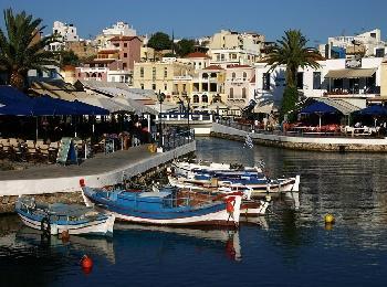 Тихая деревня Панормо, Крит