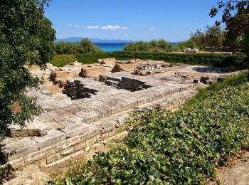 Руины храма Зевса-Аммона
