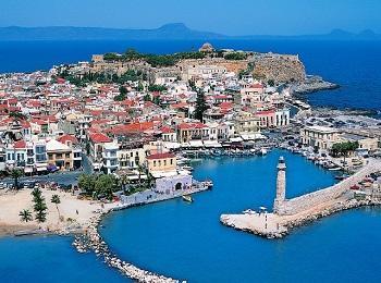 Курорт Ретимно, Крит