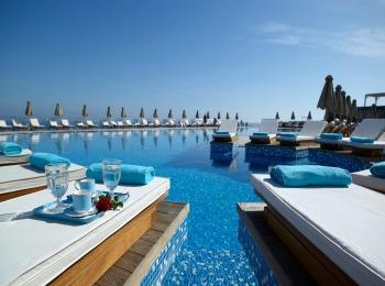 Бассейн отеля Sensimar Royal Blue, Ретимно, Крит