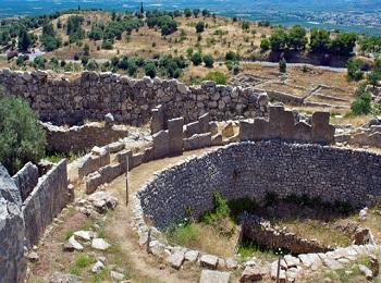 Микены, Пелопоннес, Греция