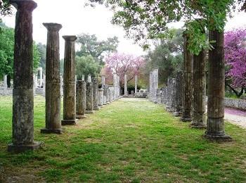Древняя Олимпия, Пелопоннес