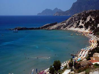 Пляж с белым песком - Парадайз