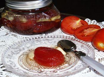 Большая популярность на острове Кос - варенье из помидоров