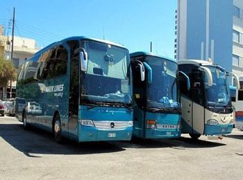 Междугородние автобусы, благоустроенная автобусная станция