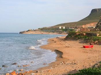 Пляж Ксения