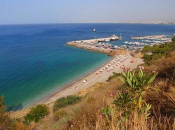 Пляж Пантонасса