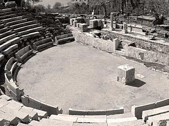 Древний театр в Эпидавре