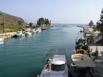 Порт древнего могущественного города Лаппа