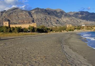 Местная природа: море, горы, растительность