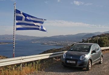 Путешествие по Криту на арендованном автомобиле