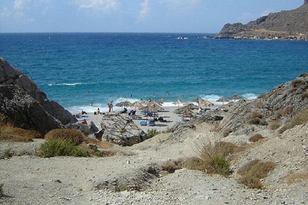 Комфортабельный песчаный пляж Амуди