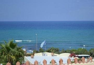 Пляж, получивший «Голубой флаг»