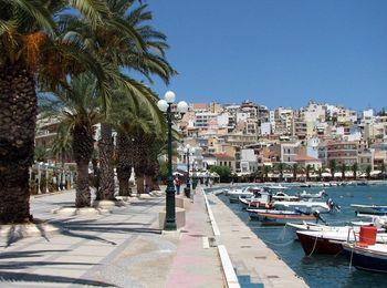 Курорт Сития на Востоке Крита