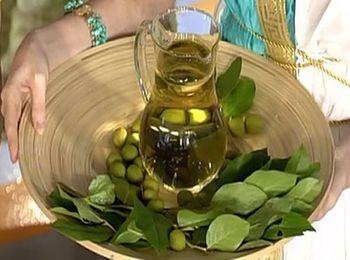 Оливковое масло - средство гигиены древнегреческих красавиц