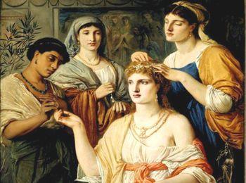 Ежедневный обиход в Древней Греции