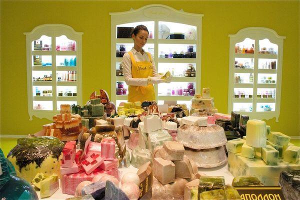 Fresh Line - магазин косметики в Москве