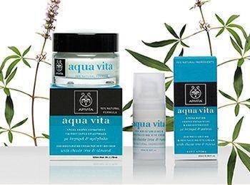 Крем Aquavita - увлажняет кожу, смягчает и питает