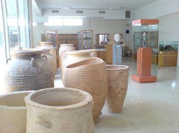 Археологический музей Мелины Меркури