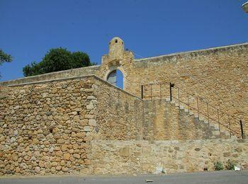 Крепость Казарма, где располагалась Венецианская армия