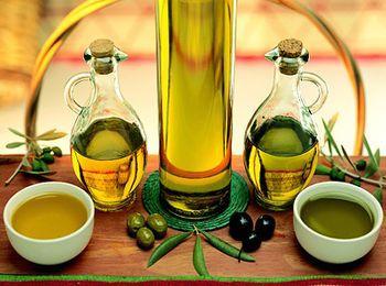 Страна славится натуральным оливковым маслом