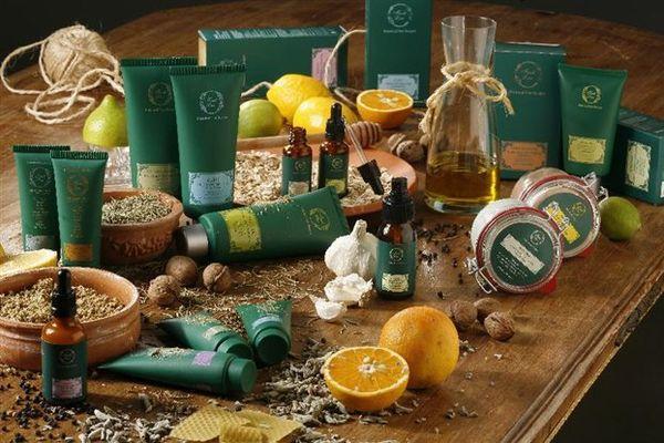 Полезные вещества в составе греческой продукции
