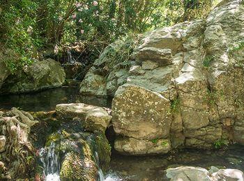 Ущелье и водопад Рихтис