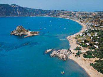 Знаменитые пляжи острова Кос