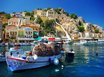 Греция - прекрасная туристическая страна