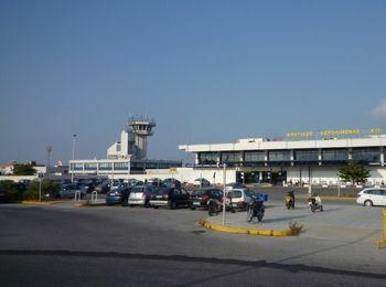 """Воздушные ворота острова Кос - """"Гиппократ"""""""