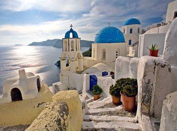 Отношение к церкви у греков более серьезное, чем у россиян