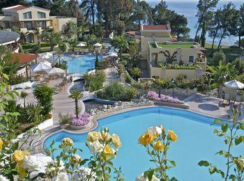 Спа-отель в чаще леса и красивых цветниках Аegean Melathron Hotel 5