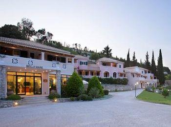 Гостиницы семейного типа Bella Mare Hotel 4