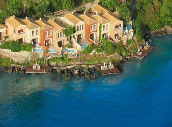 Фешенебельный комплекс Grecotel Corfu Imperial Exclusive Resort 5 Deluxe