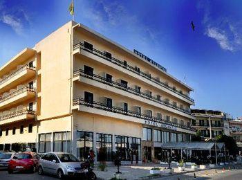 В центре столицы Корфу - Hotel Atlantis 2