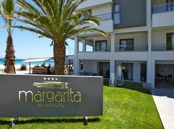 Ухоженный в современном стиле Margarita Sea Side Hotel 4