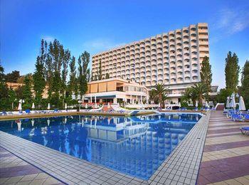 Уютный отель с выходом на песчаны пляж Pallini Beach Hotel 4