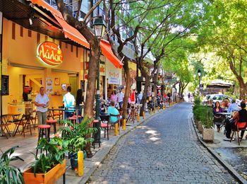 Таверна - олицетворение вкуса к жизни у греков