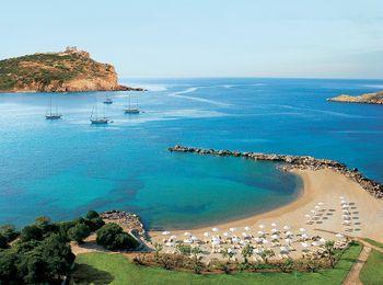 Аттика - прибрежная страна  Греции