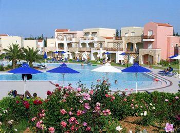 Pilot Beach Resor 5*, Крит