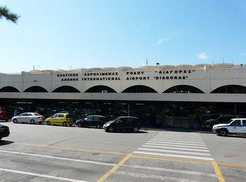Международный аэропорт острова